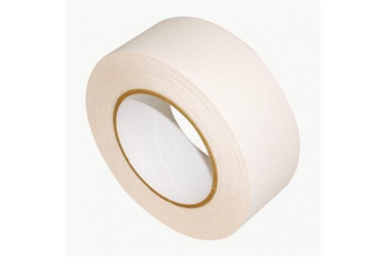JVCC GAFF30YD Premium Grade 30 Yard Gaffers Tape: 5.1cm . x 30 yds. (White)