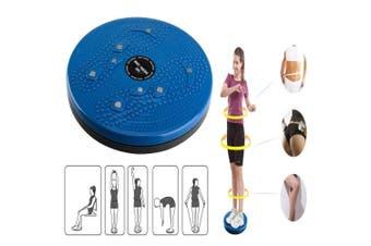 Twist Waist Torsion Disc Board Aerobic Exercise Fitness Reflexology Magnets Balance Board Exercise Equipment