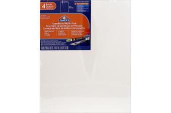 Elmer's Foam Boards 28cm x 36cm X.4760cm 4/Pkg