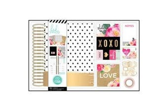 Heidi Swapp Large Memory Planner Spiral Bound Boxed Kit
