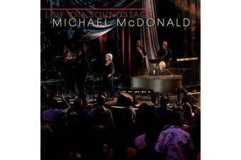 Michael McDonald: Live On Soundstage [Regions 1,2,3] [Blu-ray]