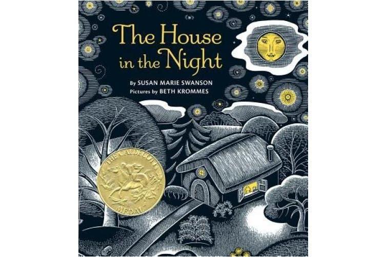 The House in the Night Board Book [Board Book]