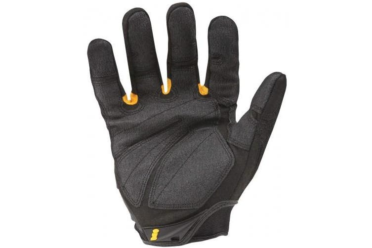(XX-Large, Gen 2, Black) - Ironclad SDG2-06-XXL Super Duty Gloves, Double Extra Large
