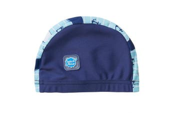 (0-18 Months, Vintage Moby) - Splash About Baby Swimming Hats