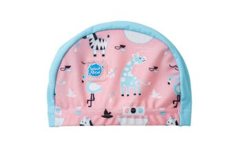 (0-18 Months, Nina's Ark) - Splash About Baby Swimming Hats