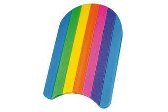 BECO Kickboard Float - Rainbow