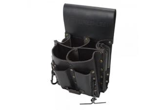 Greenlee 0258-11 Leather Pouch, Heavy Duty, 8 Pocket