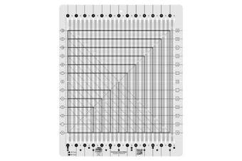 Creative Grids Stripology Squared Quilt Ruler (CGRGE2)