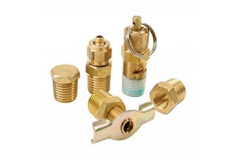 Viair 90006 Air Locker Tank Port Fittings Kit