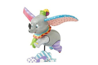 Disney by Britto Dumbo Stone Resin Figurine