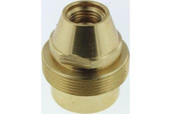 AMERICAN TORCH TIP 46603350510 Adapter Body Brass, 46603350510