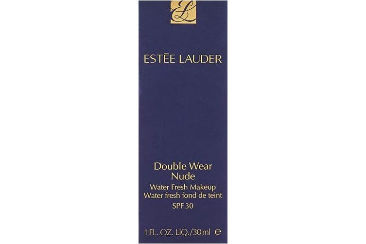 Estee Lauder Double Wear Nude Water Fresh Makeup Shell Beige 30 ml