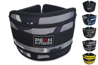 """(Grey Camouflage) - Peak Fitness 