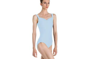 (FR : S (Taille Fabricant : S), Sky) - Wear Moi Faustine's Leotard, women's, Faustine