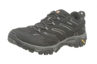 (9 UK, Black (Black)) - Merrell Men''s Moab 2 GTX Low Rise Hiking Boots