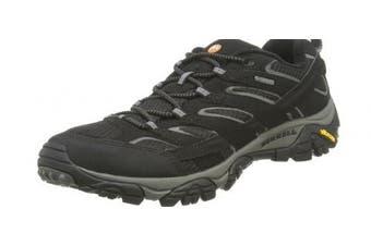 (6.5 UK, Black (Black)) - Merrell Men''s Moab 2 GTX Low Rise Hiking Boots