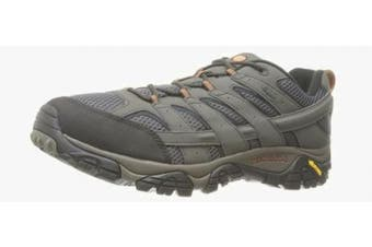 (9.5 UK, Gray (Beluga)) - Merrell Men''s Moab 2 GTX Low Rise Hiking Boots