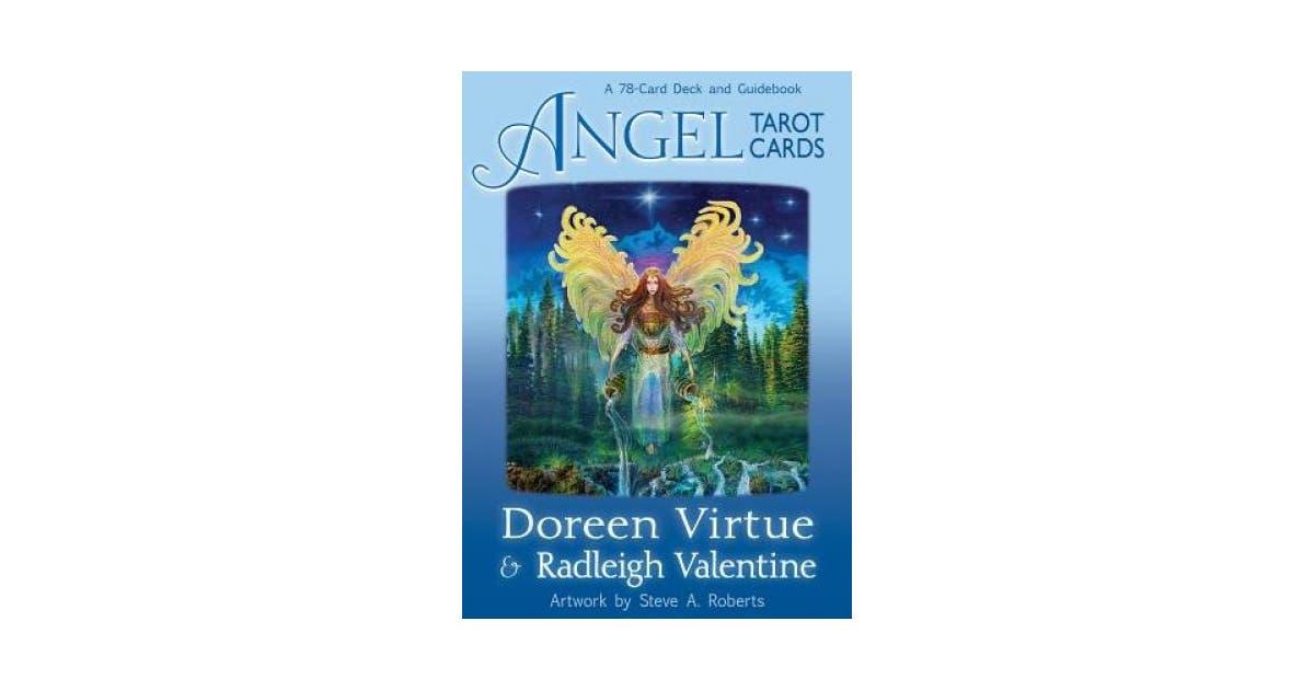 Angel Tarot Cards A 78 Card Deck And Guidebook Matt Blatt