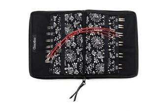 ChiaoGoo TWIST Red Lace Intchg Knitting Needle 10cm Tip Set