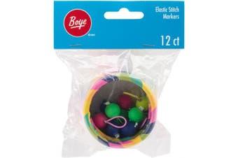 Boye Stitch Marker Elastic