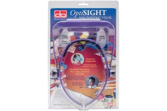 Donegan OptiSIGHT Magnifying Visor