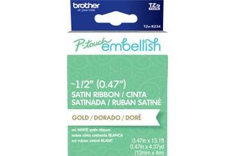 P-Touch Embellish Satin Ribbon