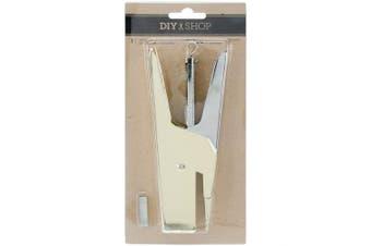 DIY Shop 3 Heavy Duty Mini Stapler W/100 Staples