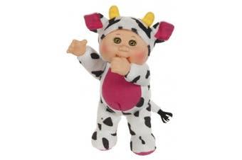 Cabbage Patch Kids Clara Cow Cutie Baby Doll, 23cm