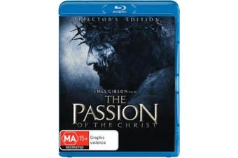 The Passion of the Christ (Director's Edition) [Region B] [Blu-ray]