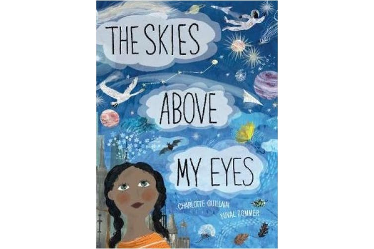 The Skies Above My Eyes (Look Closer)