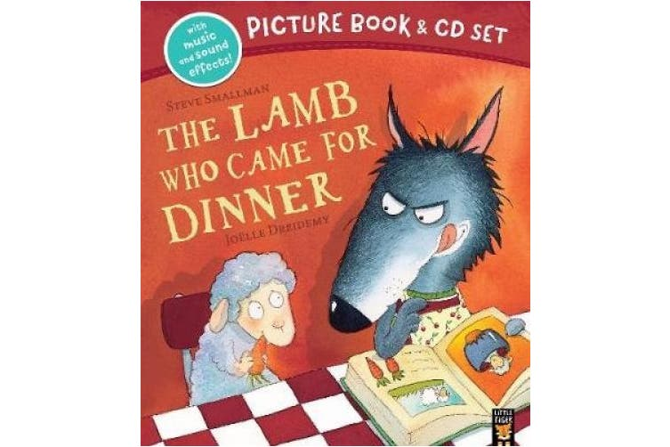 The Lamb Who Came for Dinner Book & CD (The Lamb Who Came For Dinner)