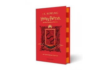 Harry Potter Harry Potter and the Chamber of Secrets. Gryffindor Edition
