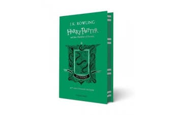 Harry Potter Harry Potter and the Chamber of Secrets. Slytherin Edition