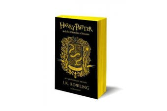 Harry Potter Harry Potter and the Chamber of Secrets. Hufflepuff Edition