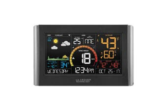 La Crosse Technology V21-Wth Wireless Wi-Fi Weather Station with Wind Speed