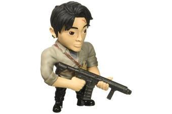 Jada Toys Metals Walking Dead 10cm Figure - Glenn Rhee (M182) Toy Figure