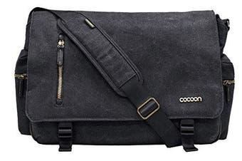 Cocoon Mmb2704bk 41cm Urban Adventure Messenger Bag
