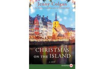 Christmas on the Island [Large Print]