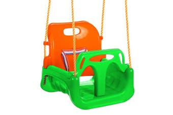 (Green) - Ancheer 3-in-1 Toddler Swing Seat Infants to Teens, Detachable Outdoor Toddlers Children Hanging Seat (Green)