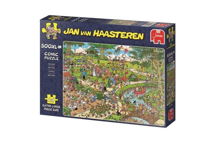 Jan van Haasteren 19070 Park 500 XL Piece Jigsaw Puzzle