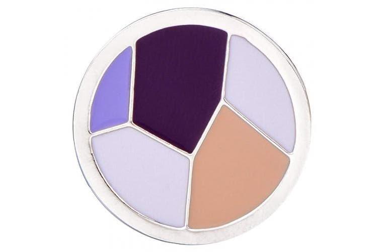 (Pink-purple) - Morella Women's Decorative Coin 33 mm
