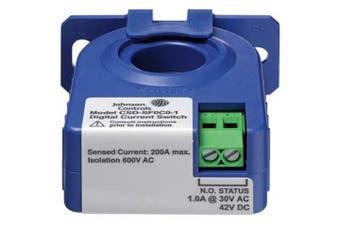 (CSD-SF0C0-1) - Johnson Controls CSD-SF0C0-1 Current Sensing Relay, 0.25A, Self Powered