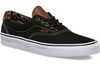 (4.5, (c-l) black/ita) - Vans Era 59, Unisex Adults' Low-Top Sneakers