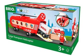 BRIO World - Cargo Transport Helicopter