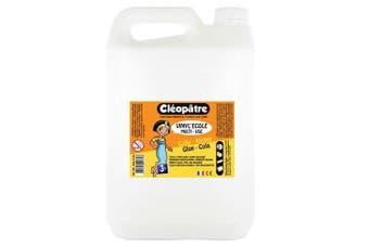 (2 kg) - Cléopâtre Craft Glue for Ages 3 + 2 kg