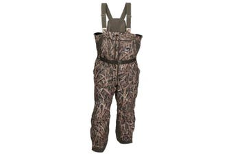 (XX-Large, Mossy Oak Shadow Grass Blades) - BANDED Squaw Creek Insulated Bib