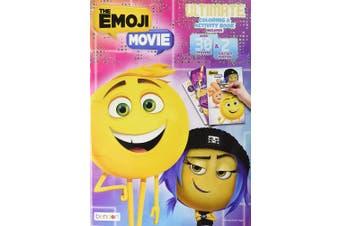(Ultimate Activity Poster Book) - Bendon The Emoji Movie Ultimate Activity Poster Book, 32 Pages (58883)