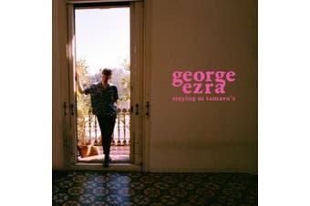 Staying At Tamaras CD by George Ezra 1Disc