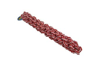 Amazing Pet Products Retriever Rope Dog Toy, 46cm , Red Multi-Coloured