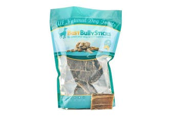 (Bites (0.7kg)) - Joint Jerky Dog Treats by Best Bully Sticks - All Natural Beef Dog Treats